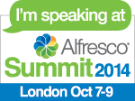 Alfresco Summit London 2014